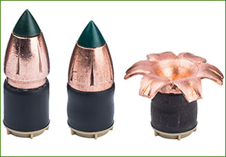 Новая раскрывающаяся самоцентрирующаяся пуля Trophy Copper Muzzleloader bullet компании Федерал